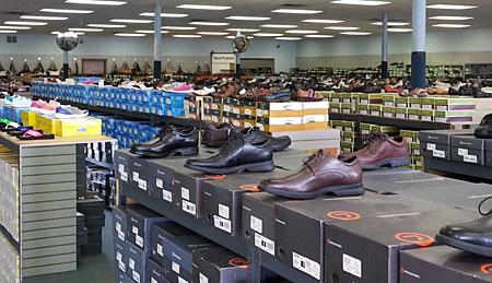 Roberts Shoe Store Fort Wayne Indiana